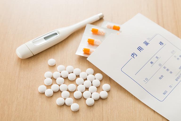 お薬の対応
